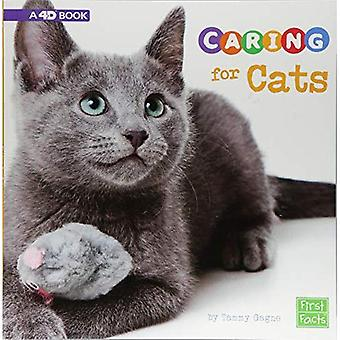 Caring for Cats: A 4D Book (Expert Pet Care)