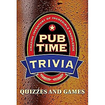 Pub Time Trivia: Quizes and Games
