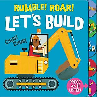 Rumble Roar! Let's Build! (Sound of the City) [Board� book]