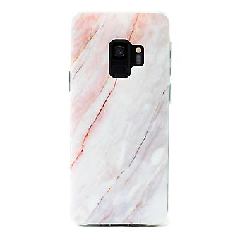 Samsung Galaxy S9 | Soft Marble Case, Many Colors!