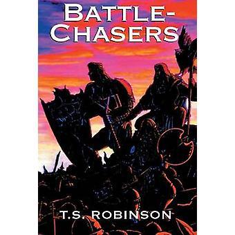 ロビンソン ・ t. s. で BattleChasers