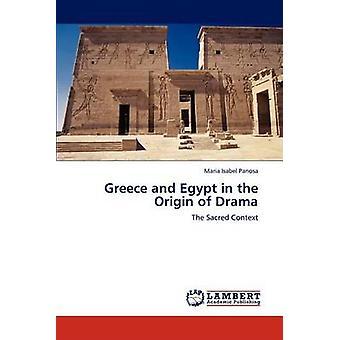 Grécia e Egito na origem do Drama por Panosa & Maria Isabel