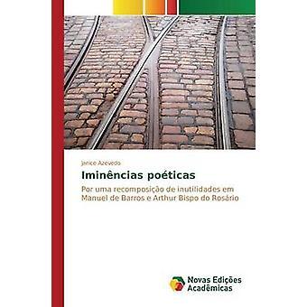 Iminncias poticas by Azevedo Janice