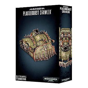 Games Workshop Warhammer 40.000 död vakt Plagueburst Crawler