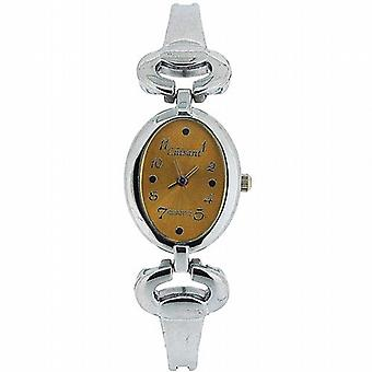 Olivia samling damer guld ring armband Strap Dress Watch COS38