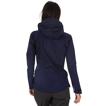 Womens Berghaus Light Trek Hydroshell Jacket In Evening Blue