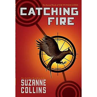 Catching Fire by Suzanne Collins - 9780545586177 Book