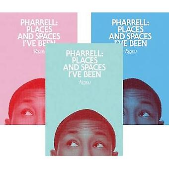 Pharrell - Places and Spaces I've Been by Pharrell Williams - Jay-Z -
