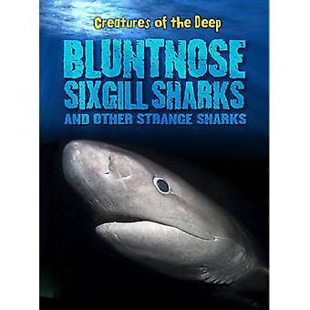 Bluntnose Sixgill Sharks and Other Strange Sharks by Rachel Lynette -