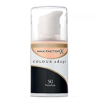 Max Factor couleur adapter Fondation