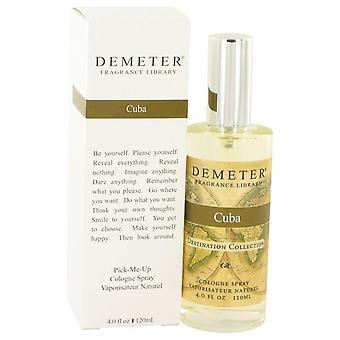 Demeter Cuba Keulen spray door Demeter 120 ml