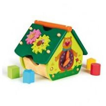 Oops The Happy House Forest Wooden Toys
