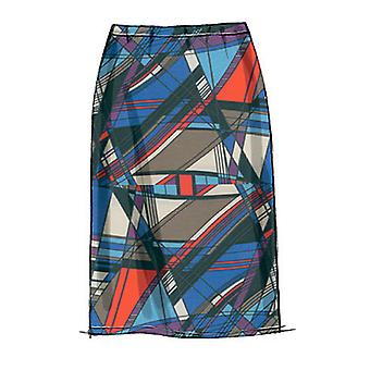 Misses' Skirts In 7 Lengths  6  8  10  12  14 Pattern M6654  A50