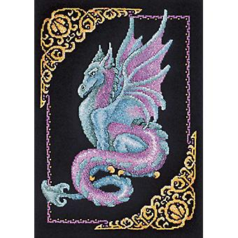 Mythical Dragon Picture Counted Cross Stitch Kit 11