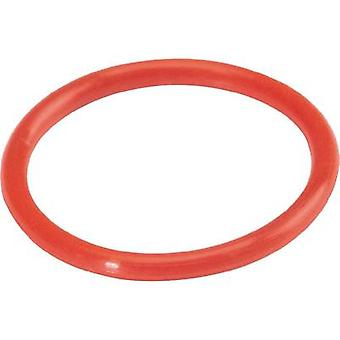 ID ring Hicon HI-UC-RT Red 10 pc(s)