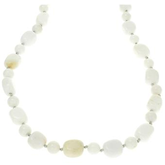 Lola Rose Lynn Necklace Ivory Stone
