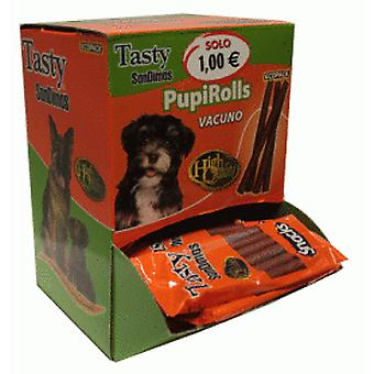 Sandimas Beef Rolls Pupi Bag (Dogs , Treats , Edible Sticks)