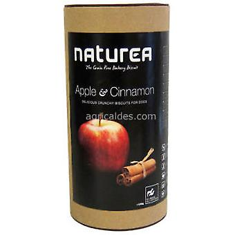 Naturea Biscuits Apple & Cinnamon (Dogs , Treats , Hypoallergenic , Biscuits)