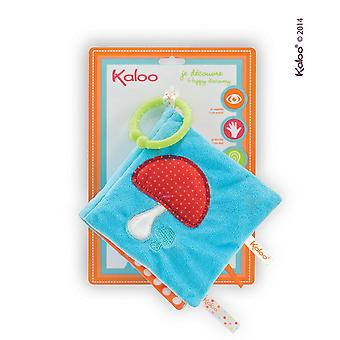 Kaloo My First Tactile Fabric Book The Garden 0+