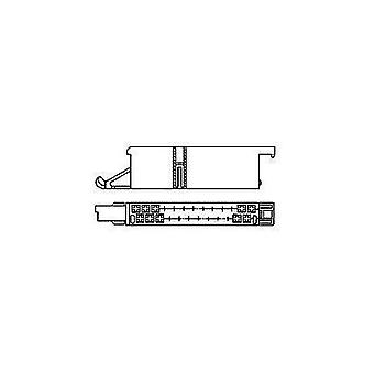 Pin enclosure - cable J-P-T Total number of pins 25 TE Connectivity 925471-1 Contact spacing: 5 mm 1 pc(s)
