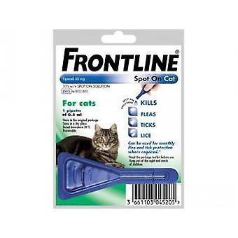 Frontline Spot på kat 1 Pipette
