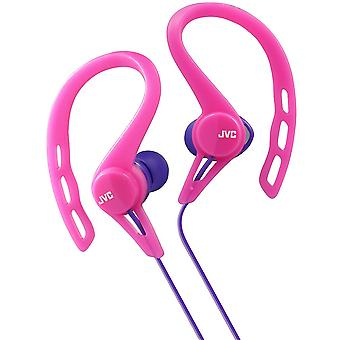 JVC In-Ear Sports Headphones - Pink (HAECX20P)