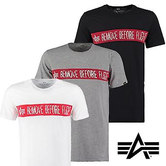 Alpha Industries T-Shirt RBF T