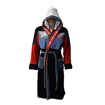 Official Suicide Squad Deadshot Dressing Gown / Bathrobe