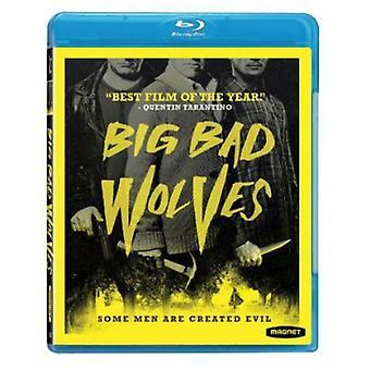 Big Bad wolven [BLU-RAY] USA importeren