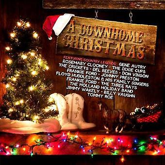 Downhome Weihnachten - Downhome Weihnachten [CD] USA import