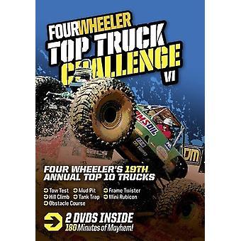 Fire Wheeler toppen lastbil udfordring VI [DVD] USA import