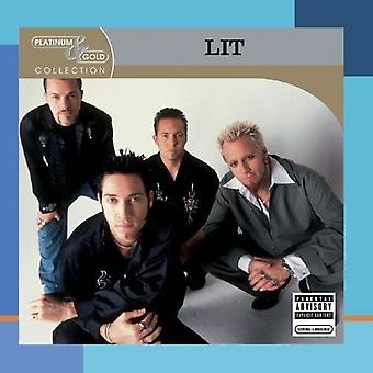 Lit - Platinum & Gold Collection [CD] USA import