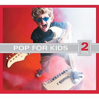 Forskellige kunstner - Pop for børn [CD] USA import