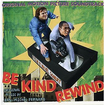 Various Artists - Be Kind Rewind [CD] USA import