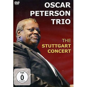 Peterson, Oscar Trio - Stuttgart Concert [DVD] USA import