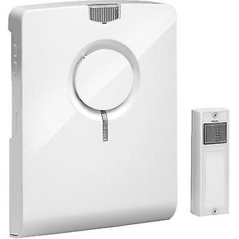 Wireless door chime Complete set recordable Grothe 43502