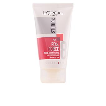 Studio Line FIX & FORCE gel fijador super fuerte n??8