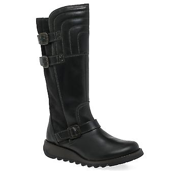 Fly London Sher Womens Long Boots