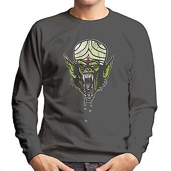 Dawn Of Mojo Powerpuff Gilrs The Planet Of The Apes Men's Sweatshirt