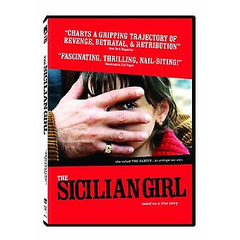 Sicilianske pige [DVD] USA import