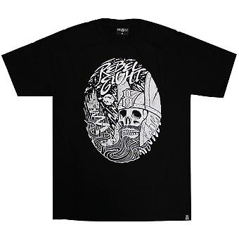 Rebel8 Asgard T-Shirt Black
