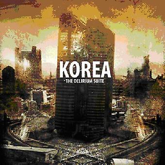 Korea - Delirium Suite [CD] USA importerer