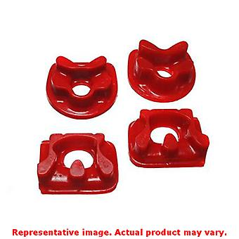 Energy Suspension Motor Mount Insert 16.1103R Red Fits L or R Fits:HONDA 1992