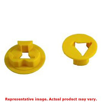 Whiteline Synthetic Elastomer Bushings KDT915 Front Fits:MAZDA 2006 - 2012 3 I