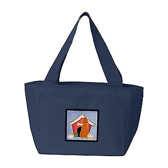 Carolines Treasures  BB2818NA-8808 Dog House Collection Irish Setter Lunch Bag