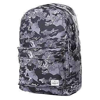 Spiral Monochrome Camo Backpack