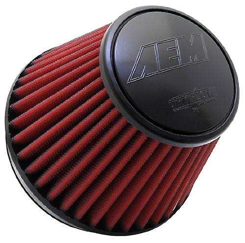 AEM 21-210EDK Universal DryFlow Clamp-On Air Filter  Round Taperouge; 6 in (152 mm) Flange ID; 6 in (152 mm) Height; 7.5 i