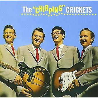 Buddy Holly - canto importación USA grillos [CD]