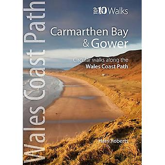 Carmarthen Bay  Gower by Harri Roberts