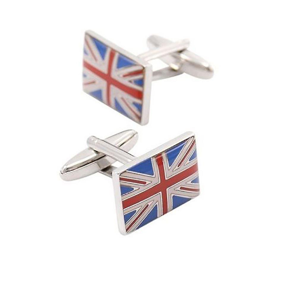 United Kingdom Cufflinks Novelty Wedding Fun Brexit Birthday Sports Gift
